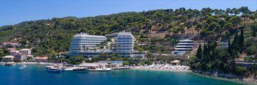 Exterior view of Lafodia Sea Resort