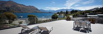 Lakeside Apartments, Wanaka, Exterior and Views