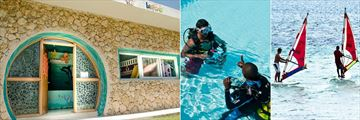Kids' Club, Scuba Diving and Water Sports at Leopard Beach Resort & Spa