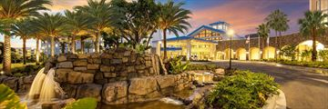 Exterior at Loews Sapphire Falls Resort