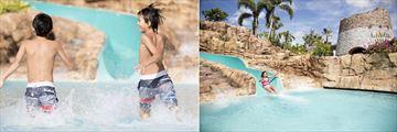 Loews Sapphire Falls Resort, Kids Water Slide
