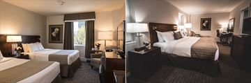 Lord Elgin Hotel, Classic Room with Two Queen Beds and Elgin Class Room with King Bed
