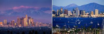 Los Angeles & San Diego