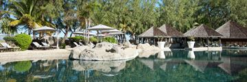 Lux St Gilles, Resort Pool and Le Bar