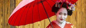 Maiko Geisha Japan