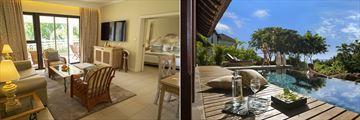 Mau Suite and Maritim Villa at Maritim Resort & Spa