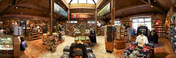 "Maswik Lodge, Store Panorama View - Credit to ""Xanterra Travel Collection"""