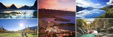 Milford Sound & Queenstown, South Island