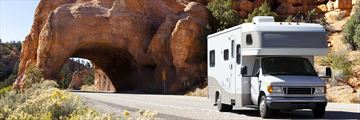 Motorhome holidays in Bryce Canyon National Park, Utah
