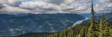Mount Revelstoke, Kootenay Rockies