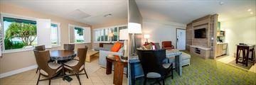 Naples Beach Hotel & Golf Club, Cabana Suite