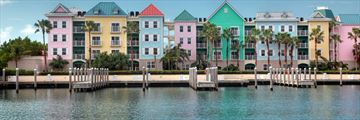 Nassau waterfront