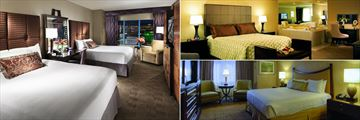 Avenue King, Deluxe Room and Madison Avenue Room at New York - New York Hotel and Casino