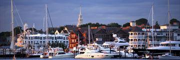 Newport Harbour, Rhode Island