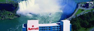 Niagara Falls Marriott Fallsview Hotel & Spa, Exterior and Falls View