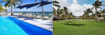 Nisbet Plantation Beach Club, Pool and Gardens
