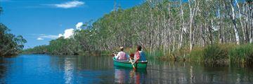 Noosa everglades, Sunshine Coast
