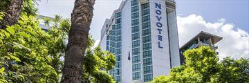 Novotel Brisbane, Hotel Exterior