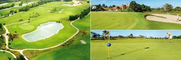 The Golf Course at Occidental Caribe