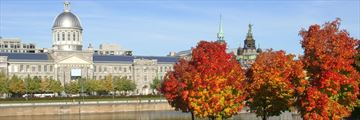Old Montreal, Bonsecours Market, Quebec