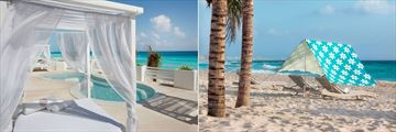 Oleo Cancun Playa Boutique Resort, Pool, Cabanas and Beach