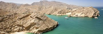 Green Lagoon, along the Omani coast