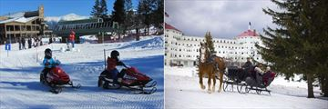 Omni Mount Washington Resort, Winter Activities