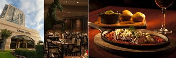 Omni San Antonio Hotel at the Colonnade, Exterior, Bolo's Restaurant and Bolo's Prime Steak