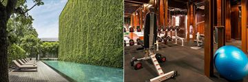 137 Pillars House, The Pool and Gym