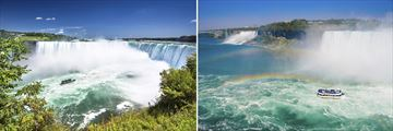 Optional Excursion to Niagara Falls