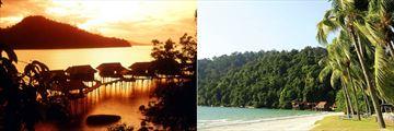 Pangkor Laut Villas & Pangkor Island