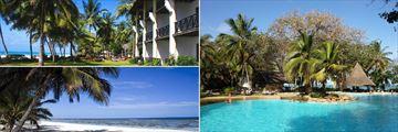 Papillon Lagoon Reef Resort, Mombasa