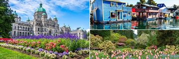 Sights of Victoria, Vancouver Island