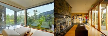 Peppers Cradle Mountain Lodge, Waldheim Alpine Spa - The Sanctuary and Reception