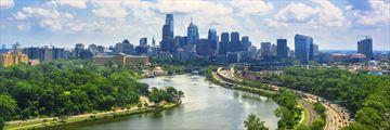 Philadelphia's Schuylkill River, Pennsylvania