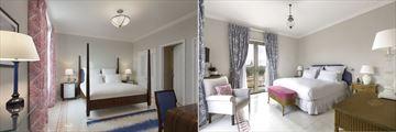 Harbour View Suite and Valletta Suite at Phoenicia Malta