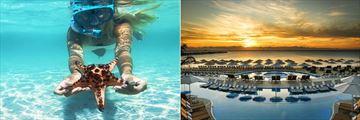 Playacar Palace, Water Sports and Pool