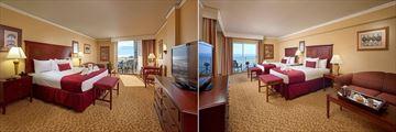 Plaza Resort & Spa, Coastal View Room and Ocean Front Studio
