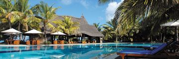 Main pool at Trou Aux Biches Beachcomber Golf Resort & Spa