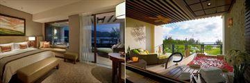 Premier Room at Shangri-La's Rasa Ria Resort & Spa