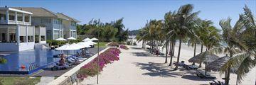 Princess D'Annam Resort & Spa, Resort, Pool and Beachfront