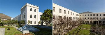 Protea Hotel Breakwater Lodge Waterfront, Exterior, Gardens and Business Room Courtyard Views
