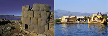 Puno & Lake Titicaca, Peru