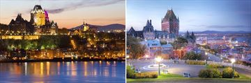 Quebec City skyline & landscapes