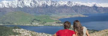 Overlooking Queenstown