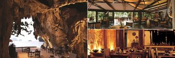 Rayavadee Krabi, Dining Venues