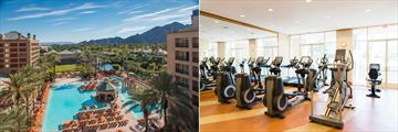 Renaissance Indian Wells Resort & Spa, Pool and Fitness Centre