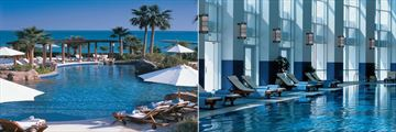 The Ritz-Carlton, Doha, Outdoor and Indoor Pool