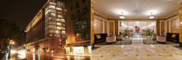 Ritz-Carlton Montreal, Exterior and Lobby