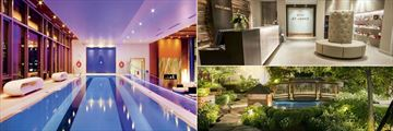 Ritz-Carlton Montreal, Pool, Spa and Gardens